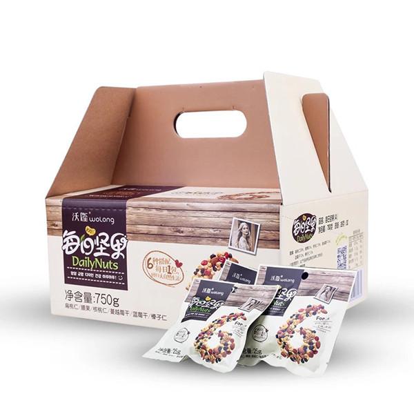 沃隆每日堅果禮盒裝(A)750g