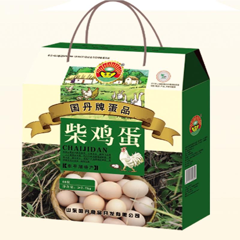 國丹柴雞蛋禮盒60枚