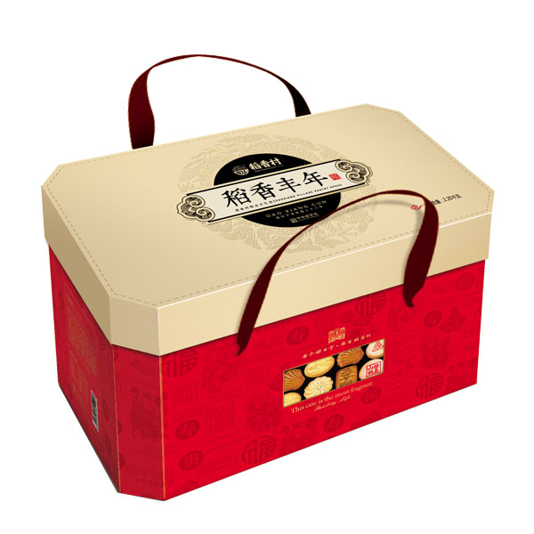 稻香村稻香豐年糕點禮盒1875g