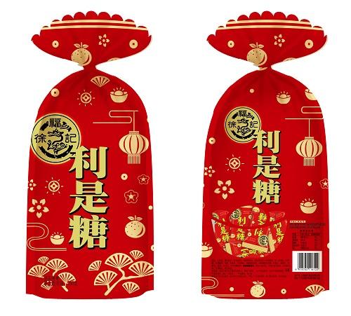徐福记利是糖(扎花)280g