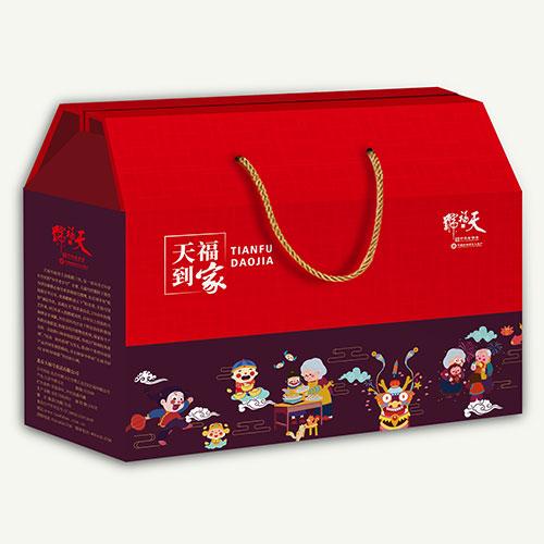 天福号天福到家熟食礼盒1700g