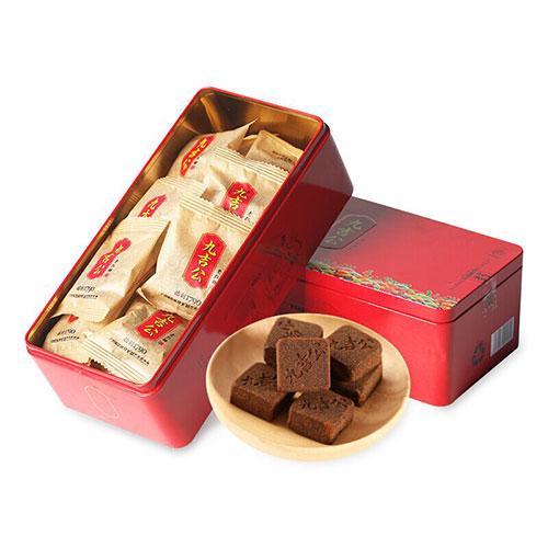 九吉公老红糖铁盒装400g