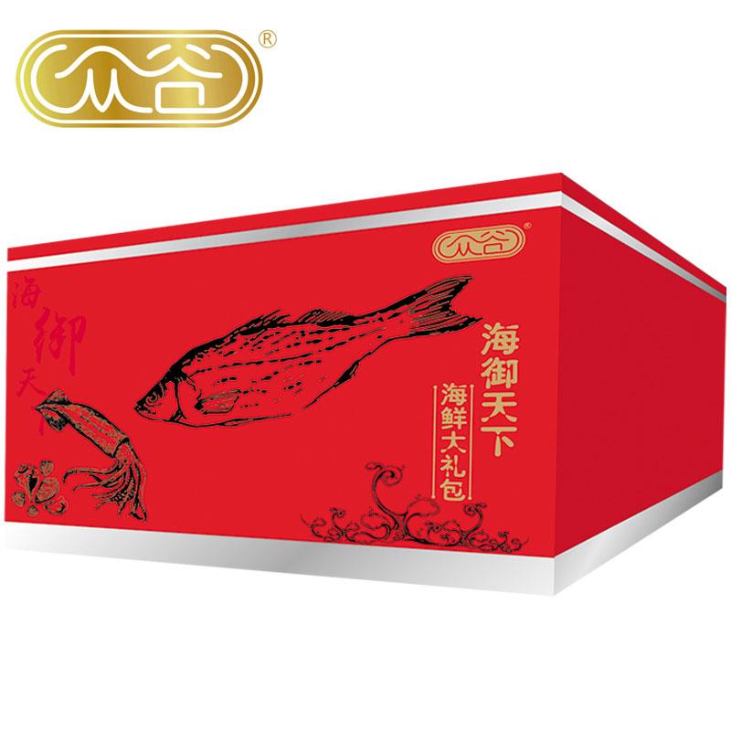 眾谷海鮮海珍天下海鮮禮盒4450g