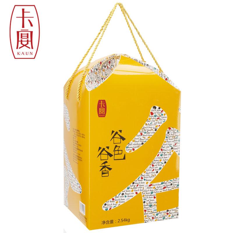 卡宴谷色谷香杂粮礼盒2540g