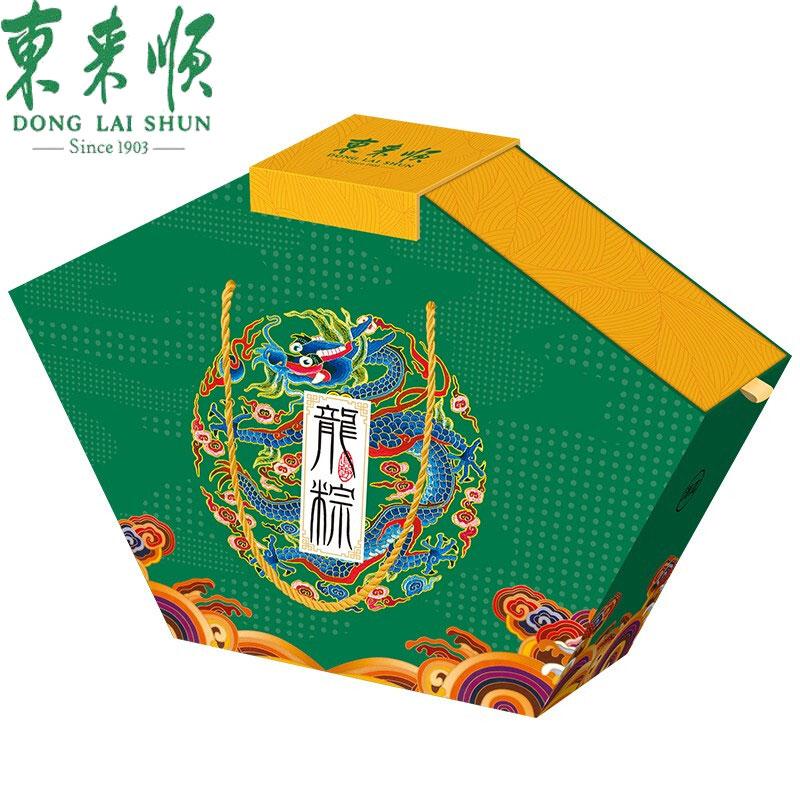 東來順招財進寶香粽禮盒1420g