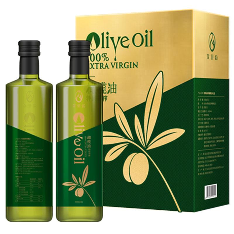 艾貝拉橄欖油 特級初榨橄欖油禮盒500ml*2