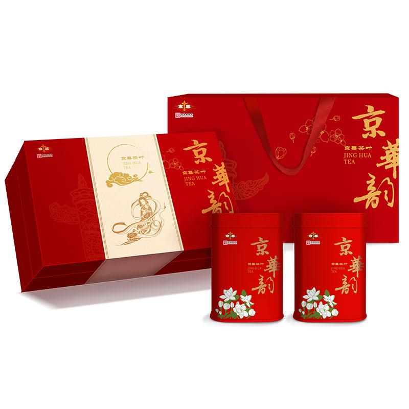 老北京茉莉花茶禮盒400g