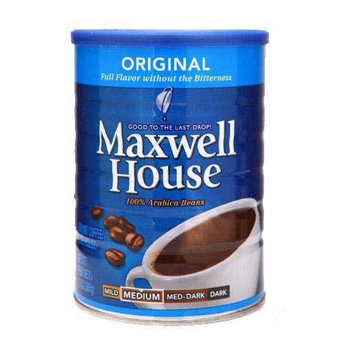 麥斯威爾原味咖啡