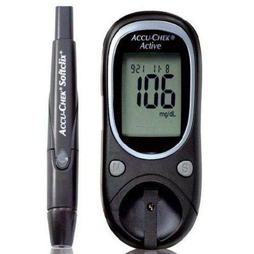 羅氏羅康全活力型血糖儀